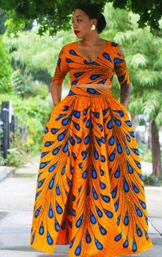 African print blazer with pan-African dress-African skirt-Ankara jacket and-African clothing-Ankara clothing-Women clothing- African Fashion Designers, Latest African Fashion Dresses, African Print Dresses, African Dresses For Women, African Print Fashion, Africa Fashion, African Attire, African Wear, African Women