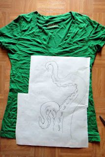 """Freezer Paper Stencils...my new favorite craft. I am currently making a SA-weet """"Show Day"""" shirt."""