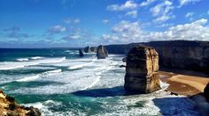 Unmissable places in Oz Great Ocean Road   The Great Ocean Road is one of the top driving routes in the country. But rather than just heading down the coast, we recommend doing a loop to explore the hinterland as well. The region is home to beautiful towns, rich farmland and ancient national parks. When you've had your fill of inland exploration, head back to the coast.