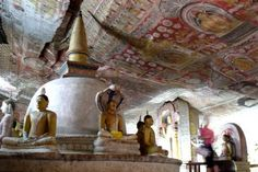 Dambulla Cave Temples, Classic Family Sri Lanka | Sri Lanka – Experience Travel Group