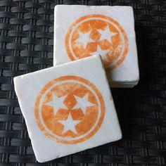 University of Tennessee UT Tristar Vols by PrintingByProxy on Etsy