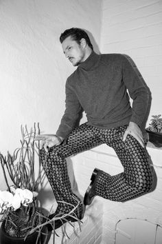 INTERVIEW - 2019 - Augustman - Interview and Photoshoot - Pedro Pascal