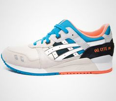 Asics Gel Lyte III-Grey-Blue-Black