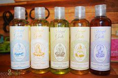 Island of God Shampoo - 250 Ml. Available at ecoSmart HUB Bali, Indonesia