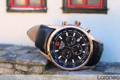 Auch im neuen Jahr halten wir euch mit den aktuellen Trends für Schmuck und Uhren in unserem Laranea Magazin auf dem Laufenden. Heute stellen wir euch moderne Lederarmbanduhren von Swiss Military Hanowa Navalus vor: http://www.laranea.de/swiss-military-hanowa-navalus