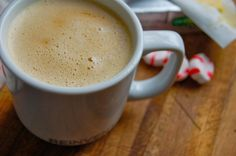 A Dash of Delish: Peppermint Bullet Proof Coffee