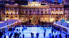 8 Things You Have To Do In London This Winter! in England, Europe, London, United Kingdom - Travel - Hand Luggage Only