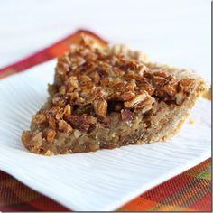 Pecan Pie-Gluten Free