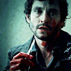 Hannibal Hugh Dancy (Will Graham)