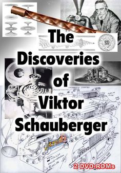 Gene's Weird Stuff - Discoveries of Viktor Schauberger - 2 DVD-ROM boxed Nature's Energy Nikola Tesla, Viktor Schauberger, Solar Powered Lamp, Heavy Water, Hydroelectric Power, Be My Teacher, Perpetual Motion, Self Organization, Science