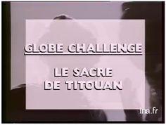 Arrivée Titouan Lamazou, vainqueur de la première édition du Vendée Globe  Soir 3   #souvenir