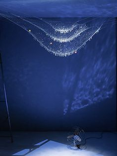 Lacrime del Pescatore #verlichting #interieur www.ingo-maurer.com www ...