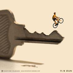 2014.11.9(日)/「おもいきって飛び出すこと。それが成功への鍵だ。」