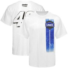 Jimmie Johnson Vintage Stripe T-Shirt - White by The Game. $24.95. Jimmie Johnson Vintage Stripe T-Shirt - WhiteImportedTagless collarOfficially licensed Jimmie Johnson shirtScreen print graphics100% Cotton100% CottonScreen print graphicsTagless collarImportedOfficially licensed Jimmie Johnson shirt