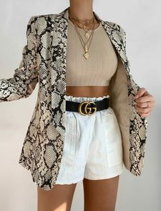 Glamouröse Outfits, Cute Casual Outfits, Stylish Outfits, Summer Outfits, Girls Night Out Outfits, High Fashion Outfits, Trendy Fall Outfits, Flannel Outfits, Sophisticated Outfits