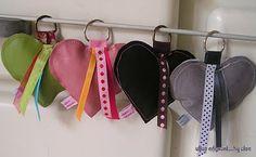 porte clé bijoux de sacs déco poignée de porte