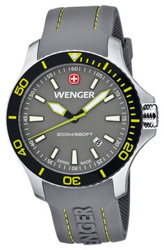 Wenger Watch Sea Force 3H