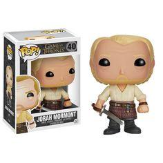 Funko Game Of Thrones POP Jorah Mormont Vinyl Figure - Radar Toys