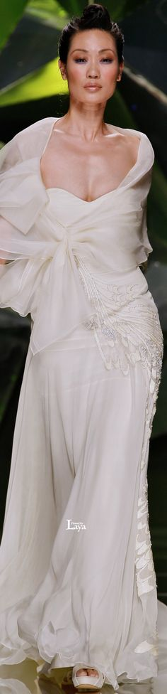 ♔LAYA♔ABED MAHFOUZ S/S 2009 COUTURE♔