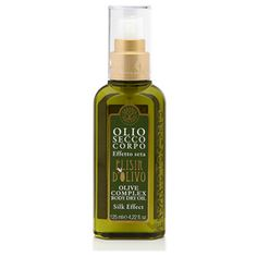 Silky Effect Olive Complex Dry Oil 125ml