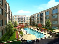 Domain College Park Apartment Rentals In College Park, MD At The University  Of Maryland. College Park ApartmentsTwo Bedroom ApartmentsOne ...