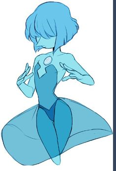 Blue Pearl by Toxicgummy
