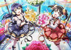 フラワーブーケ編 合体覚醒UR(Flower Bouquet Editing Coalescence Awakening.UR) 園田海未(Sonoda Umi) 矢澤にこ(Yazawa Nico)