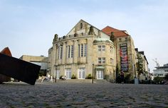 The theatre in the city of Osnabrück