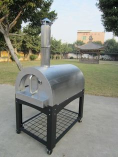 Mobile Wood Fired Pizza Oven - Buy Pizza Oven,Mobile Pizza Oven,Mobile Oven Product on Alibaba.com