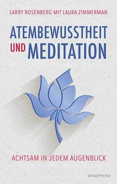 Atembewusstheit und Meditation. #Buch #Meditation #Achtsamkeit