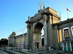 Princess Gates, CNE, Toronto. Ontario Toronto City, Toronto Travel, O Canada, Canada Travel, Toronto Architecture, John Wesley, Newfoundland And Labrador, Prince Edward Island, New Brunswick