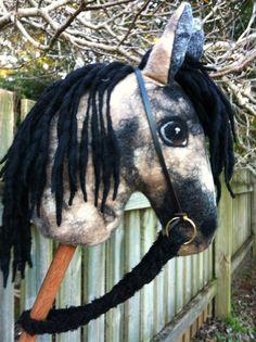 Hand felted Wild horse