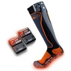 Thermic Powersock IC 1200 Heated Socks now in stock. #skiing