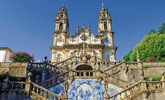 Santuario de Nossa Senhora dos Remédios, Porto Portugal