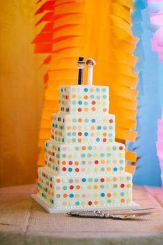34 façons créatives d'apporter de la couleur à votre mariage