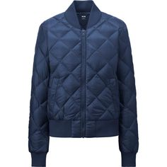 WOMEN ULTRA LIGHT DOWN QUILTED BLOUSON JACKET