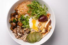 Bibimbap Korean Rice Dish Recipe