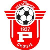 1937, FK Rabotnički (Skopje, Macedonia) #FKRabotnički #Skopje #Macedonia (L9708)
