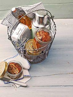 Tiroler Nusskuchen im Glas (Rezept mit Bild) von doornkat59 | Chefkoch.de