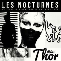 ce soir cest la nocturne jeudi nocturne afterwork music - Coloriste Paris Pas Cher