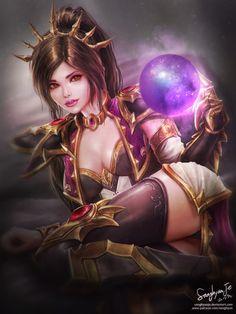 Li-Ming – Heroes of the Storm by Sanghyun Je