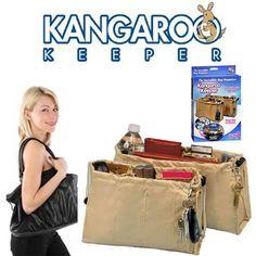 Çanta Düzenleyici Kangaroo Keeper  2'li Set