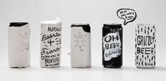 Pill-Inspired Beer Packaging : beer packaging