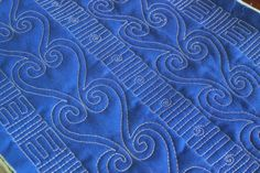 Straight Line Quilting Designs   straight lines