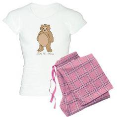 Just Bear Women's Light Pajamas