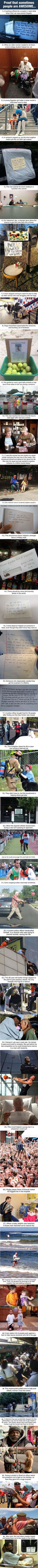 Faith in humanity restored. This is amazing.