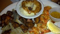 Texas roadhouse in rochester sirloin and shrimp 3/2013