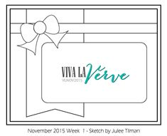 Viva la Verve Sketches: Viva La Verve November Week 1 Recap and Viewfinder