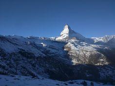 The Matterhorn in Zermatt Switerland [OC] 41603120 #reddit