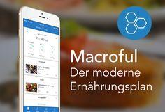 #Startup vorgestellt: Macroful - Ernährungsplan als iOS App - planen & auswerten